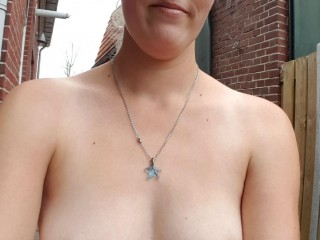 Moniek Topless